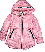 Модная детская куртка-жилетка на флисе