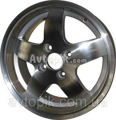 Литые диски Carre 409 R14 W6 PCD4x108 ET35 DIA63.4 (BD)