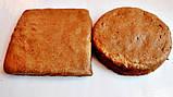 Кулинарная сервировочная раздвижная квадратная форма (d-от 27х18 см до 52х34см, h-9см), фото 4