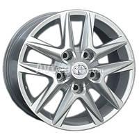 Литые диски Replica Toyota (TY102) R20 W8.5 PCD5x150 ET60 DIA110 (gray)