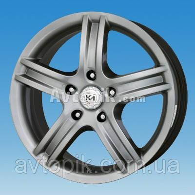 Литі диски Kormetal KM 1016 R16 W7 PCD5x120 ET40 DIA72.6 (H/B)