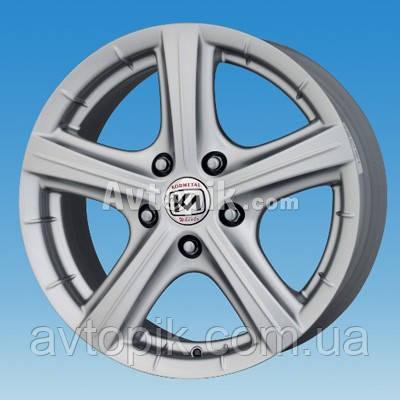 Литі диски Kormetal KM 246 R16 W7 PCD5x120 ET40 DIA72.6 (H/B)