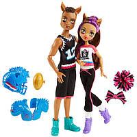 Набор Monster High Клодин и Клод Вульф Победители