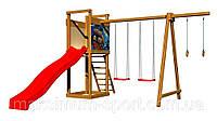 Детская  деревянная площадка SportBaby-4, фото 1