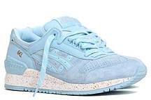 Кроссовки женские Asics Gel Respector Crystal Blue. асикс гель, интернет магазин обуви