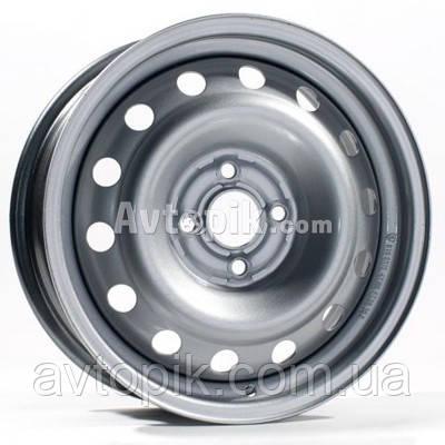 Стальные диски Steel Opel R16 W6.5 PCD5x110 ET37 DIA65.1 (black)