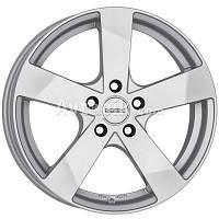 Литые диски Dezent TD R17 W7 PCD5x105 ET41 DIA56.6 (silver)