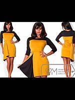 Женские платья Турция желто- черное