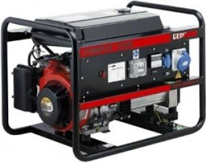 Однофазный  бензиновый генератор Genmac Combiplus 7300RE (6,5 кВт)