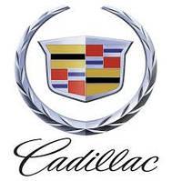 Защита заднего бампера Cadillac