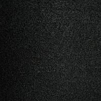 Автомобильный карпет 1*1,5 м. Черный. 230гр.кв.м.