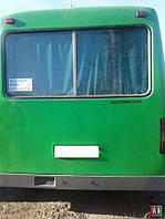 Заднее стекло Богдан А 091 триплекс