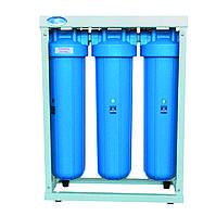 Тройная система очистки воды типа Big Blue BB20