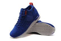 Кроссовки мужские Adidas Military Trail Runner Army blue. адидас милитари триал ранер, интернет магазин обуви