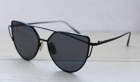 Женские солнцезащитные очки необычной формы, фото 2