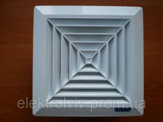 Потолочный вентилятор Hardi 100 (17х17), фото 2