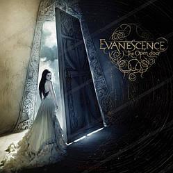 Музичний CD-диск. Evanescence - The open door