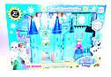 Замок принцессы Эльзы Frozen из мультика холодное сердце
