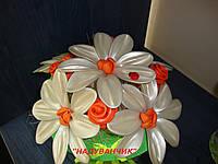 Букет квітів з ненадутих (повітряних) кульок!