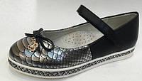 Туфли для девочек детские, подростковые  ТОМ.М. Размеры 34 35 36 37