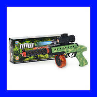 Детская игрушка ППШ автомат- пулемет Шпагина десантный модернизированный 06915 A !Акция