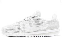Кроссовки мужские Nike cortez ultra br white. найк кортез, сайт магазин кроссовок
