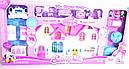 Домик игровой для девочек Sweety home с куклами, звук/свет, фото 2