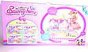 Домик игровой для девочек Sweety home с куклами, звук/свет, фото 3