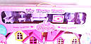 Домик игровой для девочек Sweety home с куклами, звук/свет, фото 5