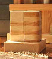 Спецовник.Набор для специй.Спецовник деревянный.HoReCa.Диспенсер для специй.