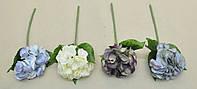 Гортензия  34см Цветы искусственные