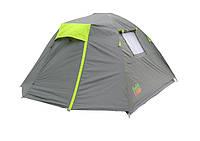 Палатка четырехместная GreenCamp 1013-4