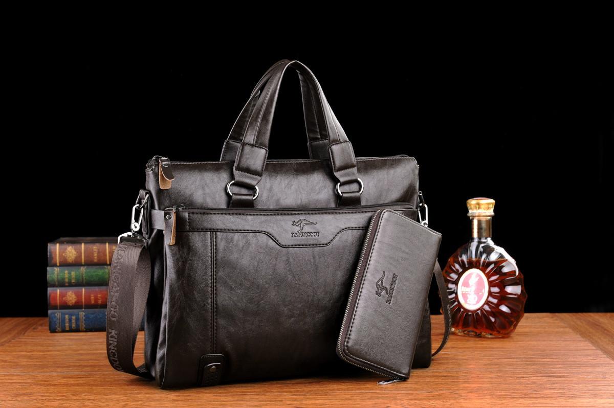 aebec62ba477 Мужская кожаная сумка Polo. Сумка для ноутбука.: продажа, сумки и ...