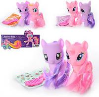 Лошадка My Little Pony, расческа, в полиэтиленовой упаковке