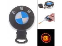 USB зажигалка без огня!  с лого на BMW или Mercedes