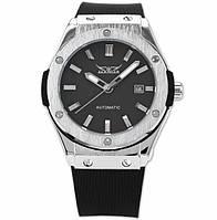 Мужские механические часы с автоподзаводом Jaragar Chrome / Гарантия!
