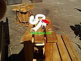 Мини бассейн - Купель ясень с вкладышем из ПВХ лайнера для бассейнов, фото 10