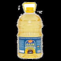 Масло растительное Чугуев продукт 3л