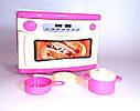 Микроволновая печь игрушечная для девочек