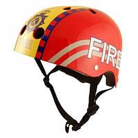 Шлем Kiddi Moto (пожарник)