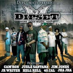 Музичний CD-диск. Diplomats & DuukeDaGod - Dipset More Than Music (vol. 1)