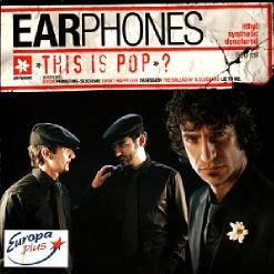 Музичний CD-диск. Earphones - This is pop?