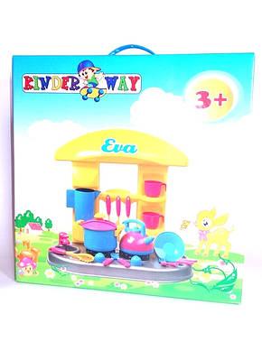 Кухня для девочек игрушечная №7
