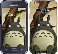 "Чехол на Samsung Galaxy J1 Ace J110H Мой сосед Тоторо ""3250u-215"""