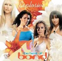 Музыкальный CD-диск. Bond - Explosive (the best of)