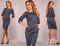 Платье женское большие размеры Г03421