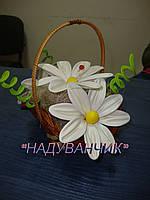 Кошик квітів з ненадутих (повітряних) кульок!