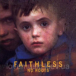 Музичний CD-диск. Faithless - No Roots