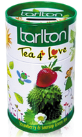 "Чай зеленый Тарлтон "" Любовь "" - КОПИЛКА ж\б 100 г"
