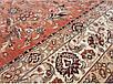 """Синтетичний килим """"Basic"""" Cardinal, колір бежево-червоний, фото 3"""